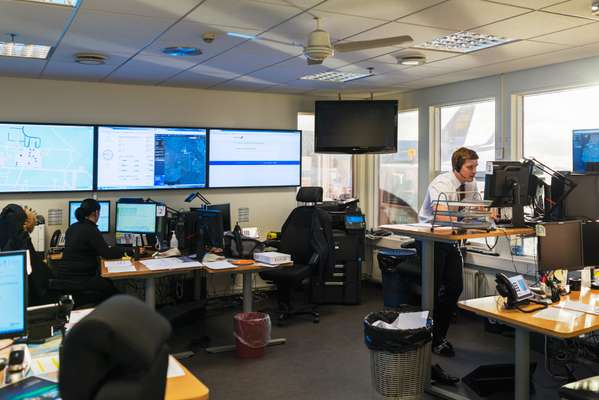 Icelandair Ground Operations Centre