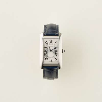 Tank américaine by Cartier