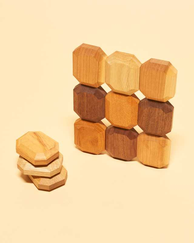 05 Wooden blocks, Twoodie