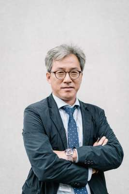 Lee Seok-yong, head of the photo operation team for the 2018 Winter Olympics