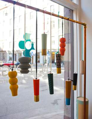 Part of Prettypegs' colourful collection