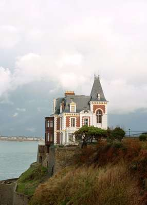 Villa Les Roches Brunes in Dinard