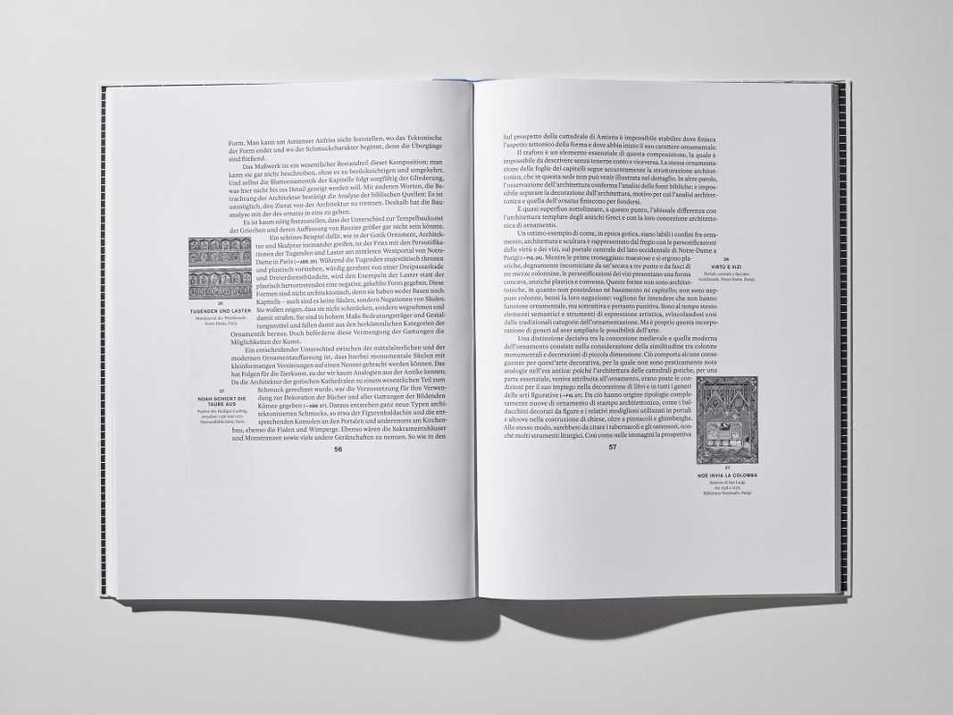 'Transposition', designed  by Spector Books using  Camelot typefaces