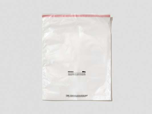 Compostable seal-close bag. tipa-corp.com