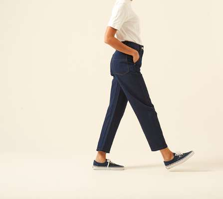 18. Twisted pants by Lemaire from Mouki Mou (France)