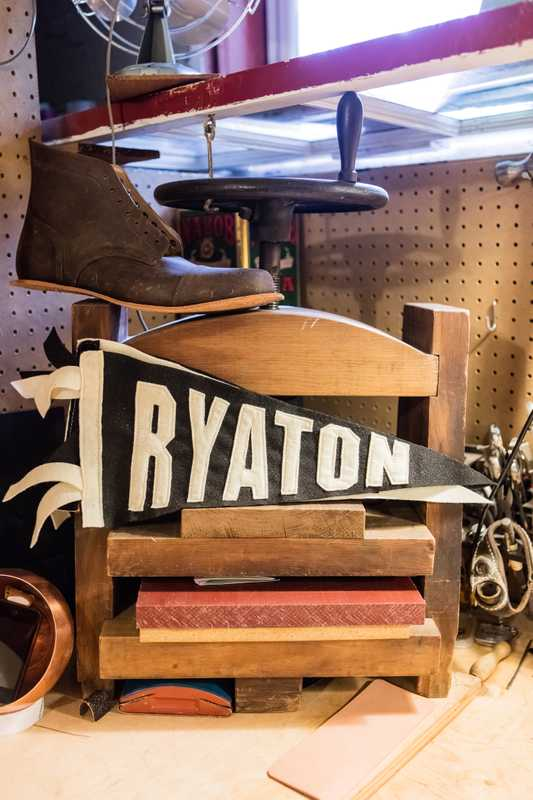 Ryaton workshop
