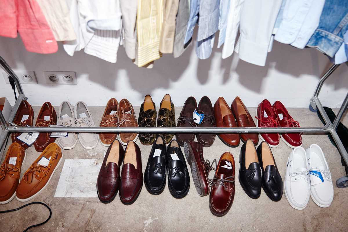 Is there such a thing as too many shoes?