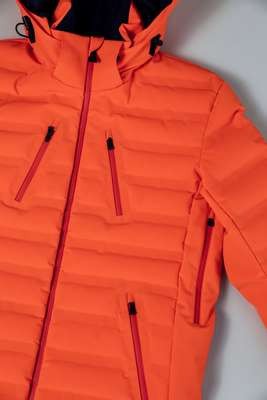 Aztech Mountain's jackets offer high-performance and flattering cuts