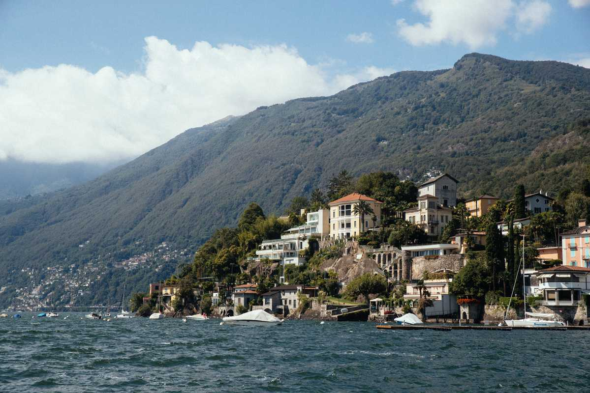 Lakeside living in Locarno