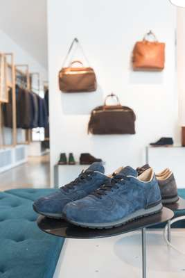 Suede shoes by Tod's