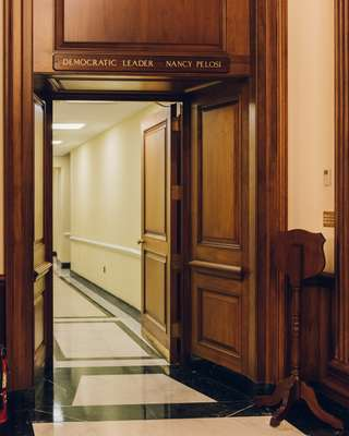 Nancy Pelosi's office on Capitol Hill