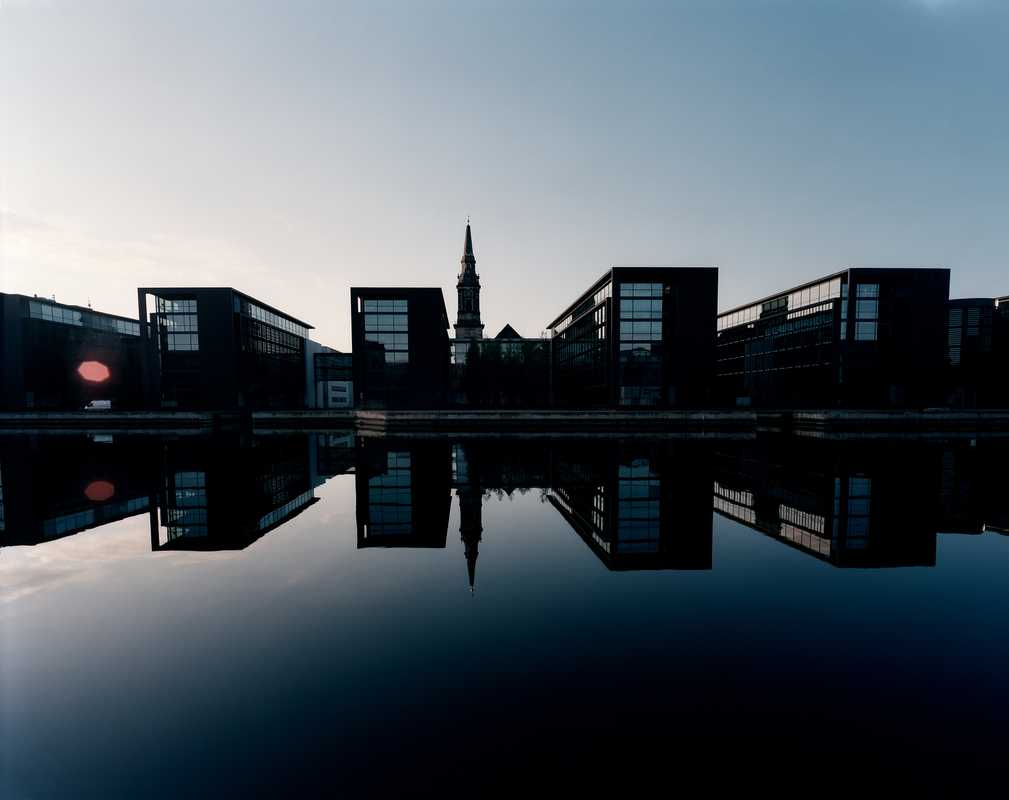 The headquarters of Nordea