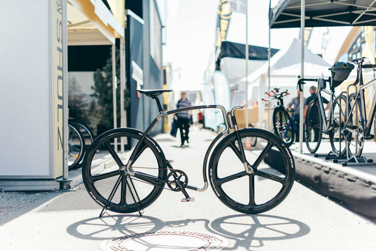 Innovations such as the Viks carbon set the standard at Eurobike 2015