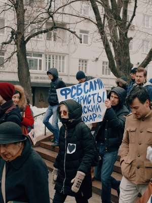More Moscow protestors