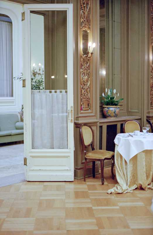Breakfast room at Grand Hotel Et Des Palmes