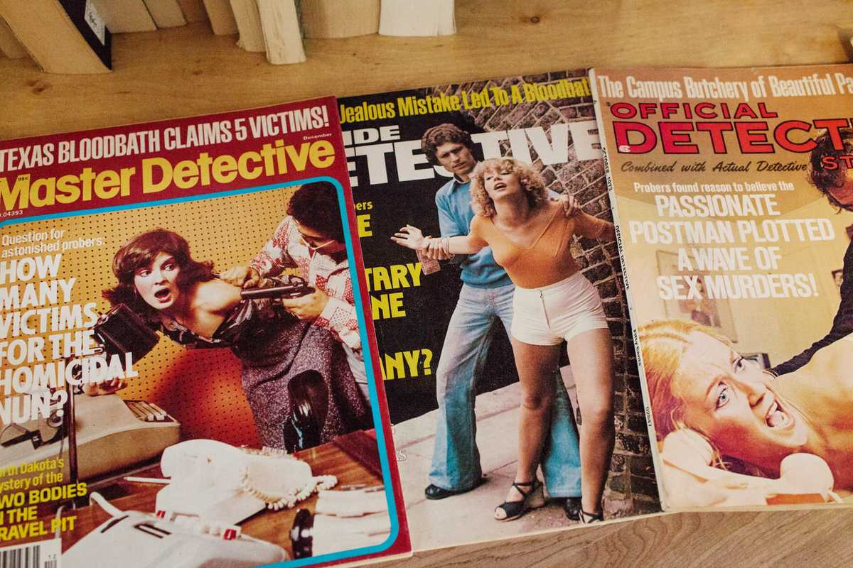 Weekend magazines from the 1960s