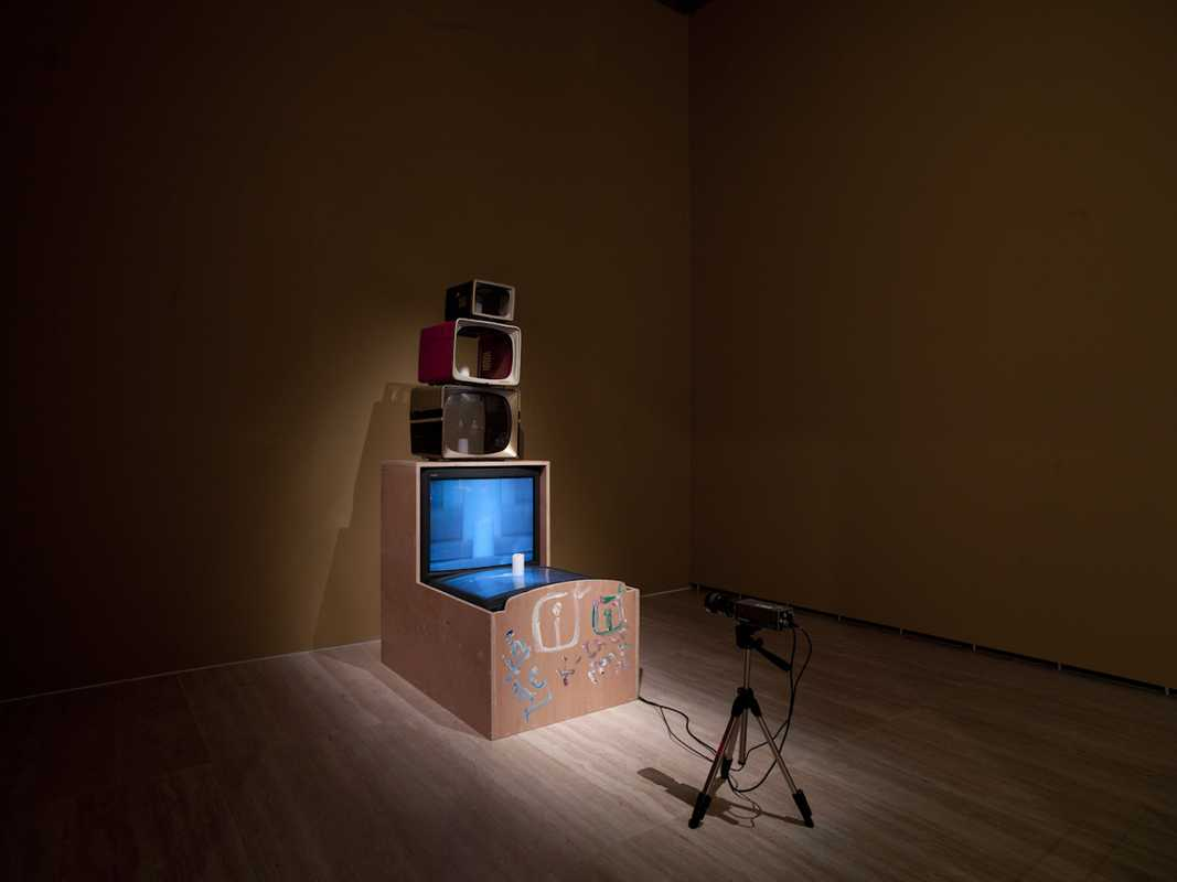 Nam June Paik, 'TV Buddha'
