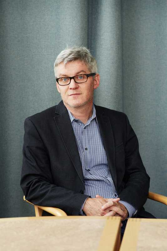 Neil Melvin, director of SIPRI's Armed Conflict and Conflict Management Programme