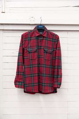 Men's Fireside shirt  in Umatilla wool