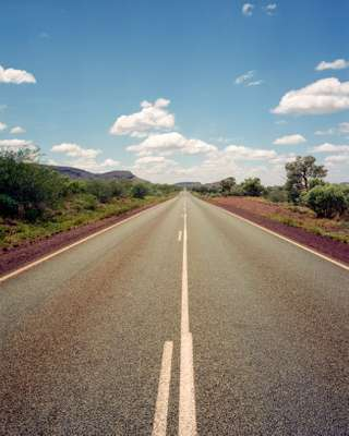 The Great Northern Highway,  Australia's longest road