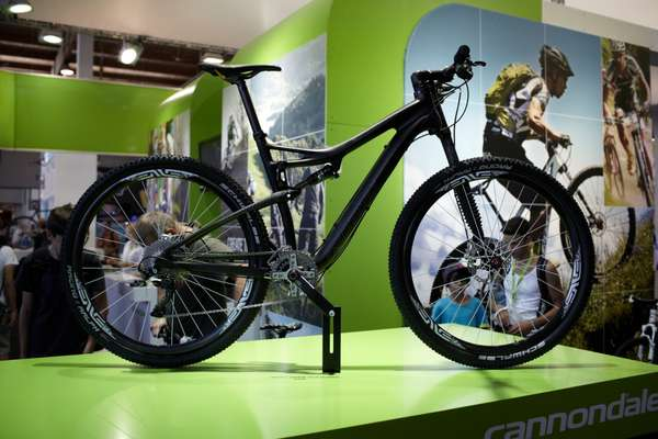 The Cannondale Scalpel Ultimate 29er