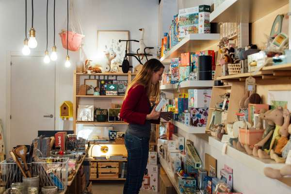 Cosy toy shop Loja Quer