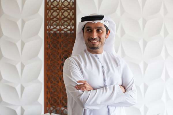 Mohammad Al-Shehhi, COO of D3