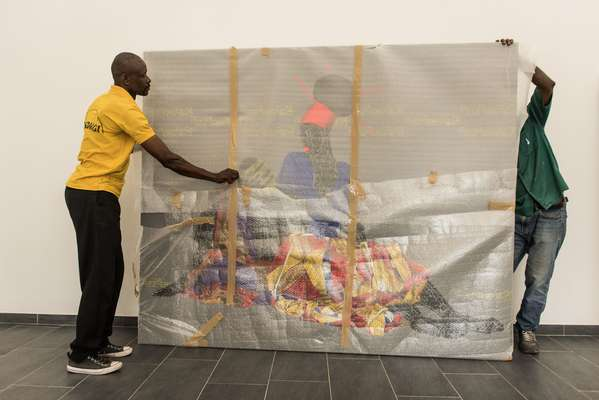 Congolese art's movers (and shakers)
