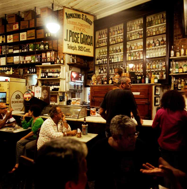 Bar do Gomes in Santa Teresa