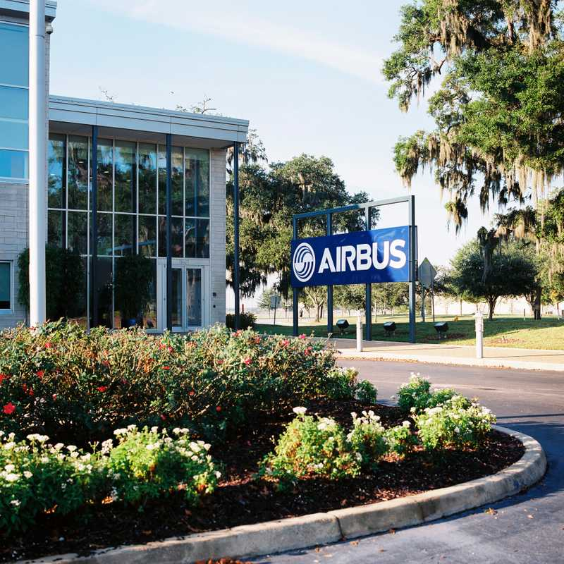 Airbus engineering centre in Mobile