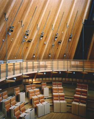 Chamber of the Norwegian Sámi parliament