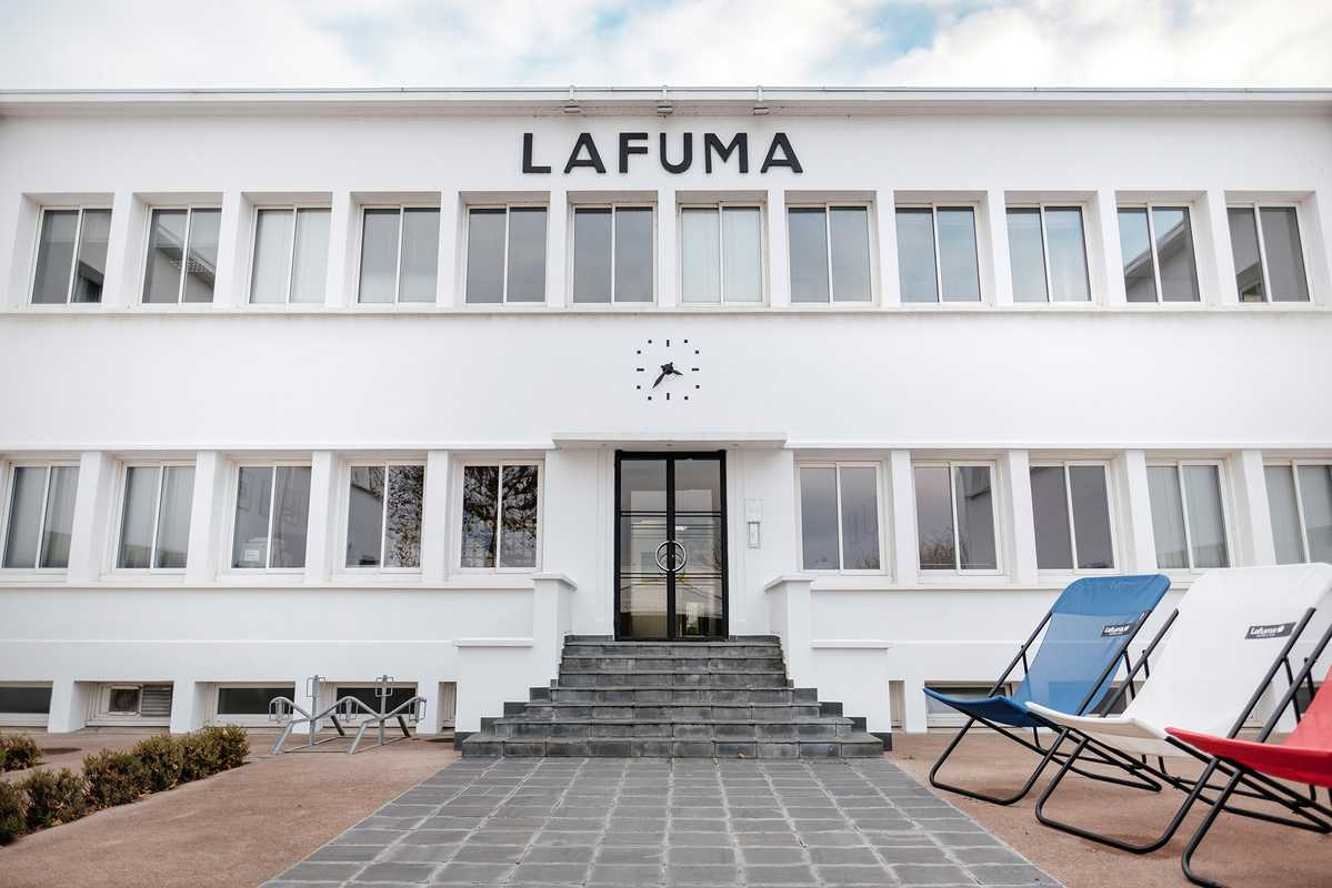 Lafuma Mobilier's headquarters