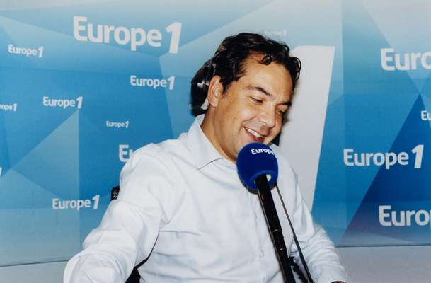 Europe 1  morning host Patrick Cohen