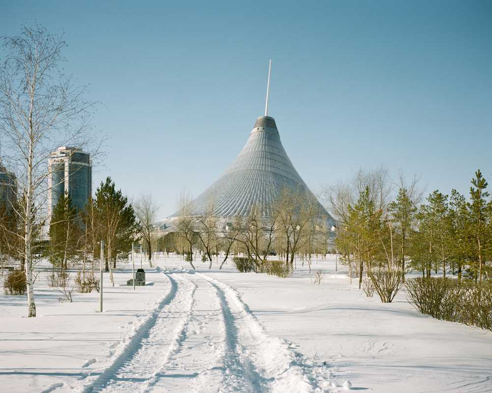 Khan-Shatyr ('Khan's Tent') Entertainment Center, Astana