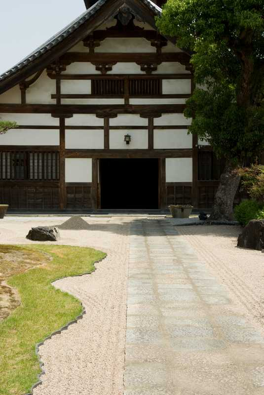 Shofuku-ji, Japan's first Zen temple