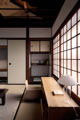 Study where writer Ryotaro Shiba once stayed