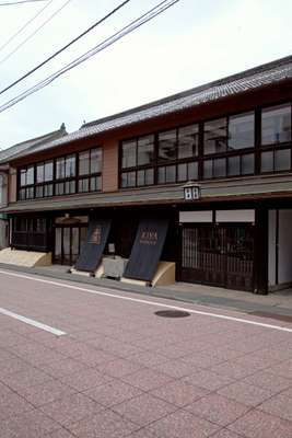 Kiya ryokan, built in 1911