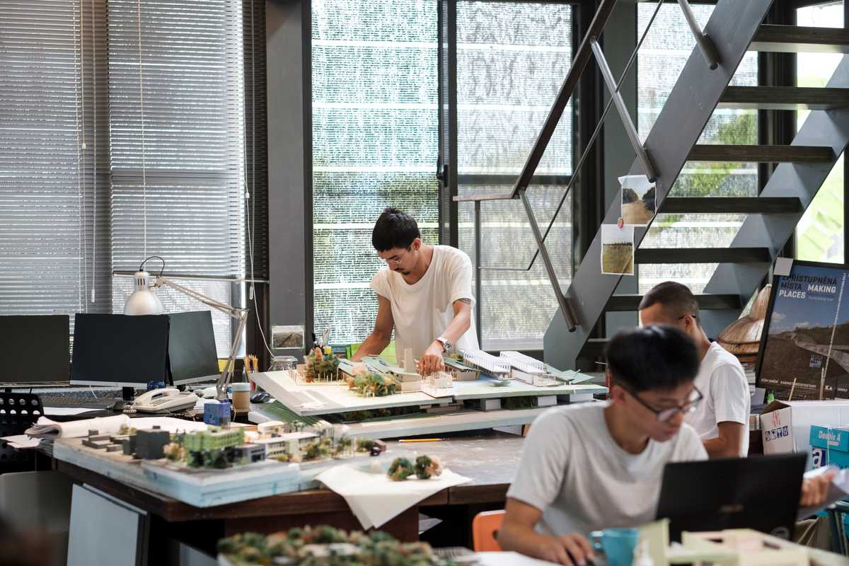 Finding focus at Field Office Architects