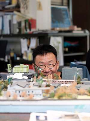Huang Sheng-yuan at Field Office Architects
