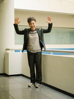 Bonnie Tu, chairwoman of Giant