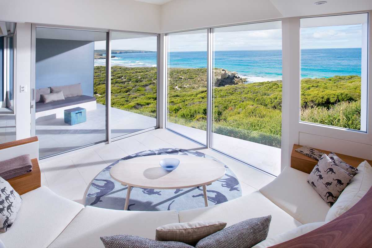Souther Ocean Lodge, Kangaroo Island