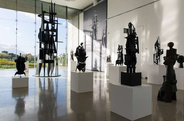 Exhibition  at Norval Foundation