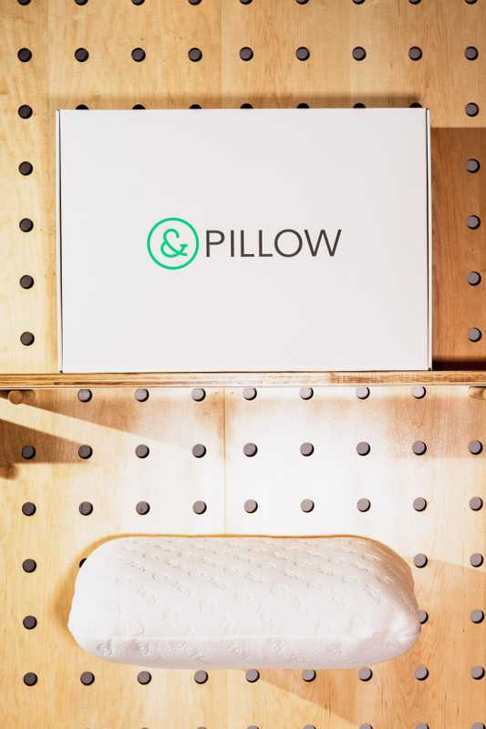 Pillow at T&N's Phoenix headquarters