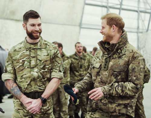 From September I, men in the UK's RAF were allowed beards