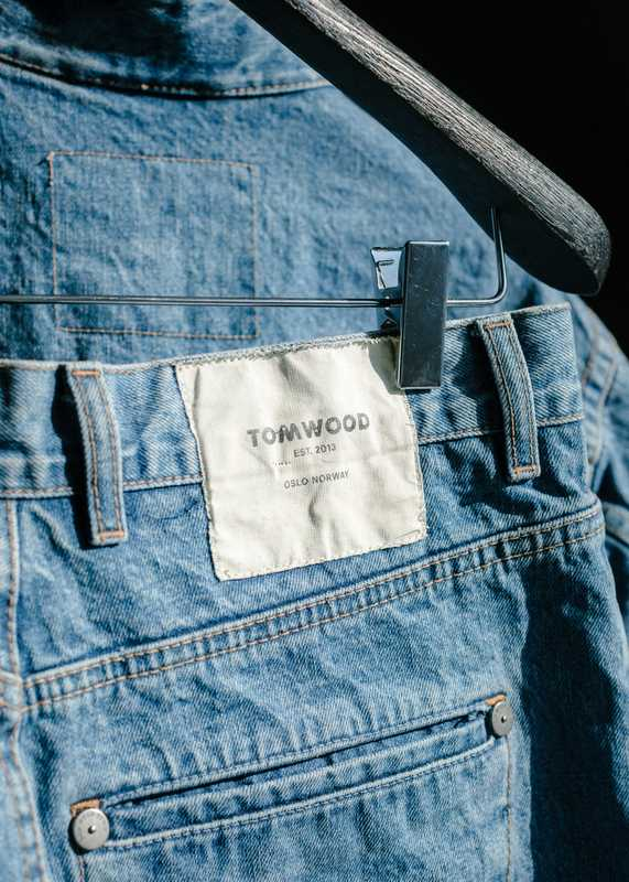 New denim line by Tom Wood