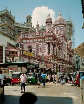 Temple in Colombo