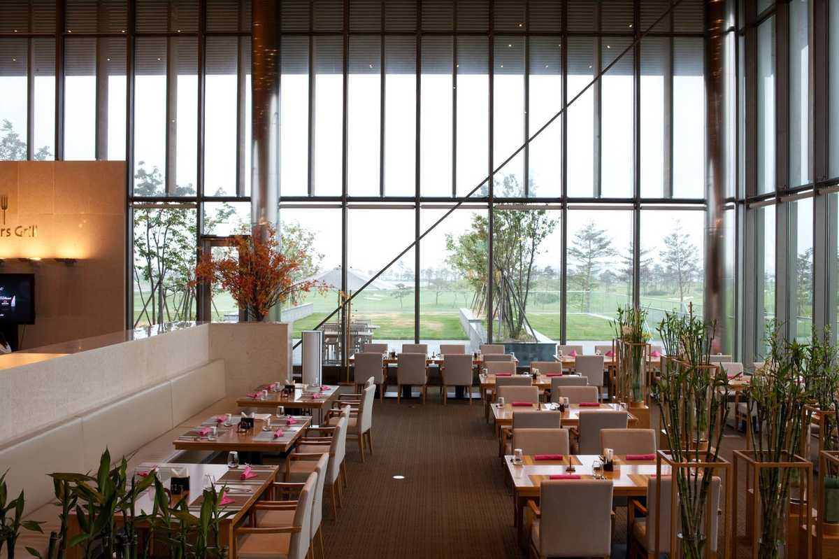 Restaurant at Jack Nicklaus Golf Club