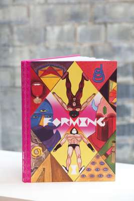 New tome 'Forming Vol 1' by illustrator Jesse Moynihan