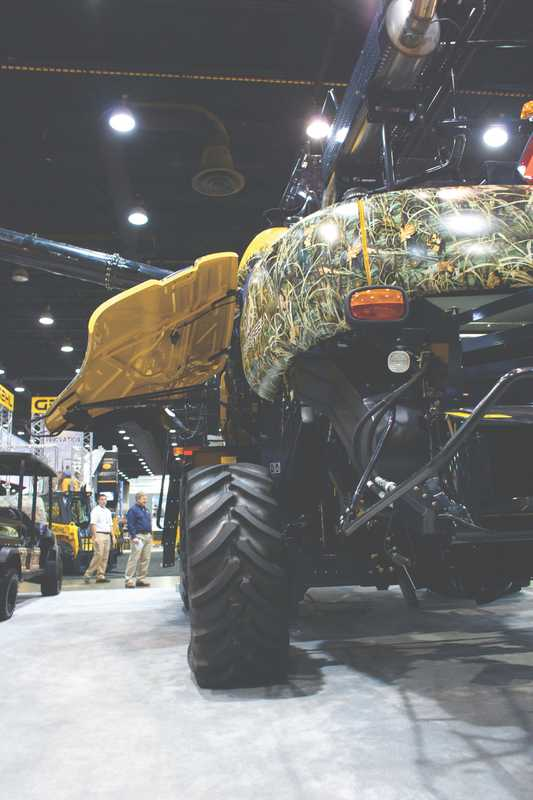 Realtree offers camouflage finish for tractors