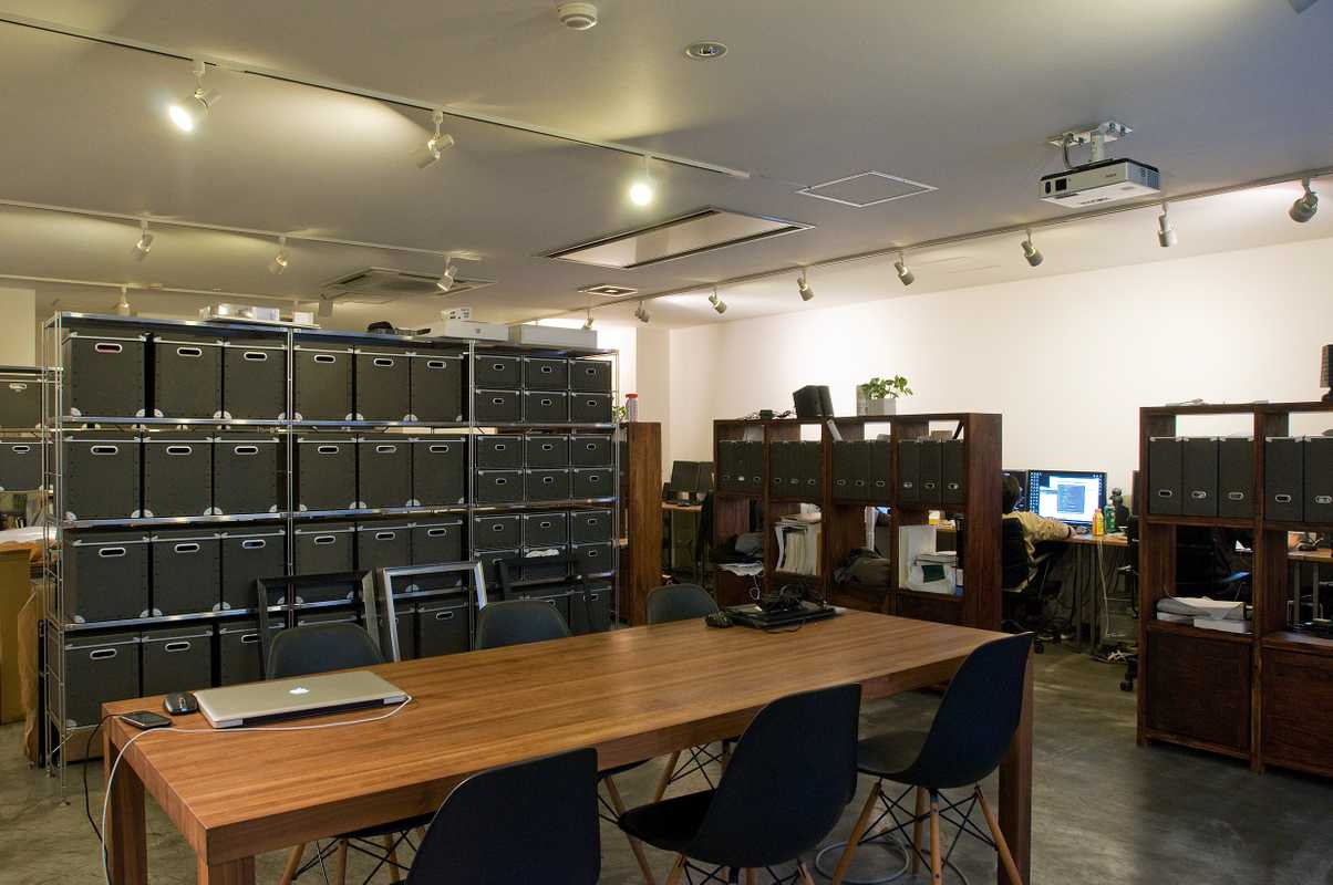Office near Shibuya station